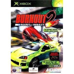 Acclaim Burnout 2 : Point of Impact - Publicité