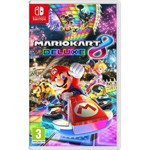 Nintendo Mario Kart 8 Deluxe - Publicité