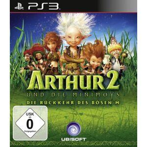 Ubisoft Arthur und die Minimoys 2 Die Rckkehr des bsen M [import allemand] - Publicité