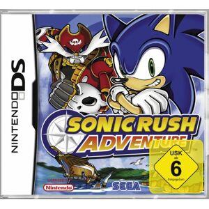Sega Sonic Rush Adventure - Publicité