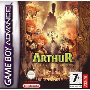Atari Inc. Arthur et les Minimoys [Game Boy Advance] - Publicité