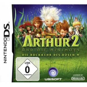 Ubisoft Arthur und die Minimoys 2 DS Die Rckkehr der bsen M. Publicité