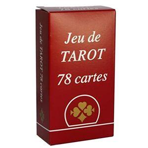 Ducale Jeu de tarot gauloise 78 cartes Dos écossais - Publicité