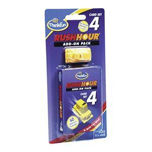 Think Fun ThinkFun 76335 Kit d'extension Rush Hour 4 - Publicité