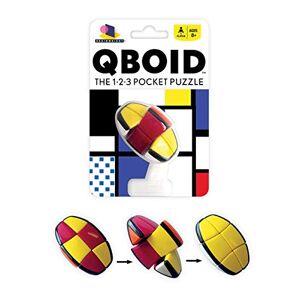 Brainwright QboidLe 12-3Poche Puzzle - Publicité