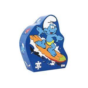 Dujardin 68223 Puzzle Schtroumpfs Surf - Publicité