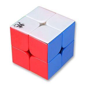 Dayan - Nouveau 2x2 Magique Cube Professionnelle et Parfait  ZhanChi Record du monde de vitesse Cube Magique speed cube - Publicité