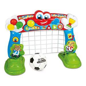 Baby Clementoni 17200 Cage de Football Tira e Segna Goleador - Publicité