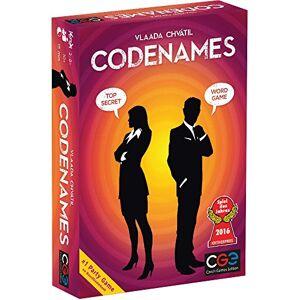 Czech Games Edition Codenames Jeu de Cartes Version Anglaise - Publicité