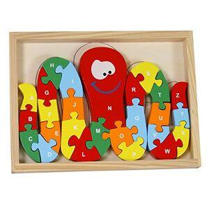 Small foot company 7918 Puzzle en Bois Alphabet De Pieuvre - Publicité