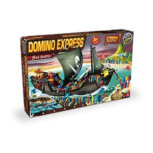 Goliath 80891.004 Jeu de Construction Domino Express Bateau Pirate Sea Battle - Publicité