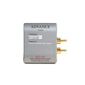 Advance Paris WTX700 Récepteur Bluetooth aptX HD - Publicité