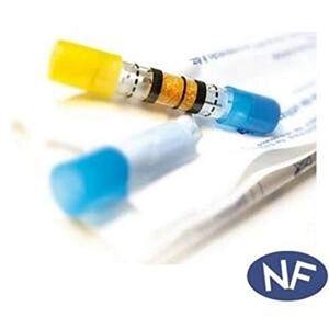 Autocollant-immatriculation Lot de 25 Ethylotest (Norme NF) - Publicité