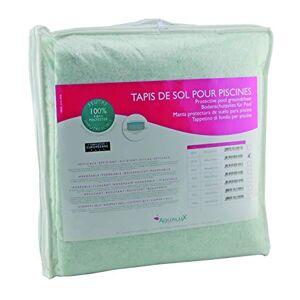 EDG by AQUALUX INTERNATIONAL Tapis De Sol Piscine Hors Sol 400650cm  110g/m Feutrine Piscine Protection Liner EDG - Publicité