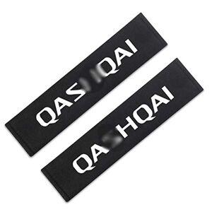 XHSM Car Styling Épaules Protéger Tapis De Cas pour N-issan Qashqai J10 J11 2011 2008 2018 2019 Accessoires Voiture-Style Siège D'auto Ceinture Épaulette - Publicité