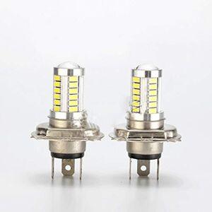 Ba30FRllylelly Ballylelly LED H4 5730/5630-33 Feu de Brouillard Feu diurne tournant Ampoule de freinage LED Signal Lumineux LED Feux de Brouillard