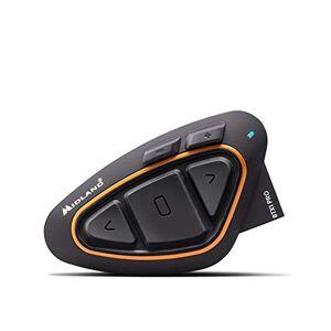 Midland BTX1 Pro Paire de écouteurs pour Moto Bluetooth avec Annulation du Bruit, Communication Pilote Passager – 1 Casque - Publicité