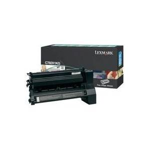 Lexmark Toner Noir C782X1KG - Publicité