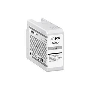 Epson T47A7 - Cartouche d'encre gris - Publicité
