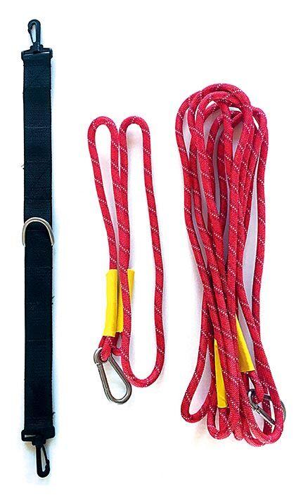 Water-flex Kit d'amarrage pour AquaFit Mat