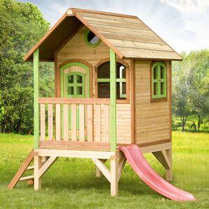 Axi Cabane pour enfant en bois TOM - Publicité
