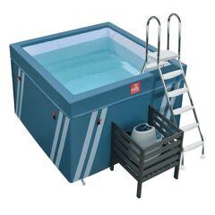 Water-flex Bassin fitness pour aquabike Fit's Pool