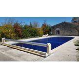 Volet automatique piscine Mouv and Roll