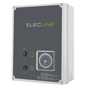 WA Coffret filtration + éclairage 100 W + Surpresseur + Disjoncteur 4 à 6.3 A - Publicité