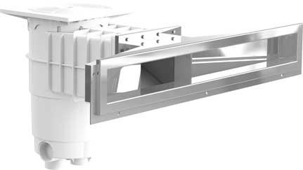 Skimmer Weltico A800 version inox