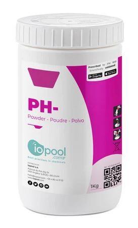 Traitement pH- / 1kg