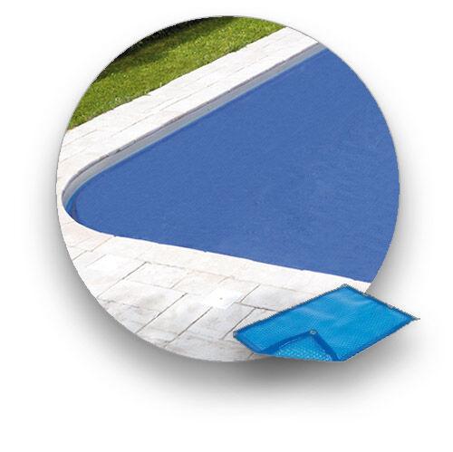Union Bâche à bulle 400 µ Bleu Série Union : Bruxelles BD4C