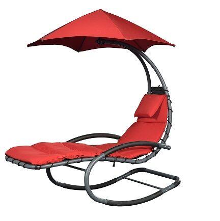 PROPOLIS Chaise longue NEST SWING