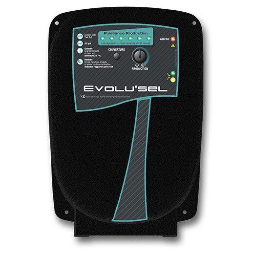 Bio-Pool Électrolyseur Evolu'sel - Bio-pool ® 40 : pour piscine 40 m3