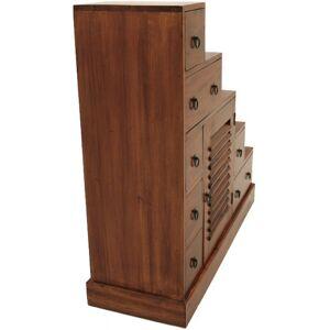 Escalier mindi 7 tiroirs, 1 porte - Publicité