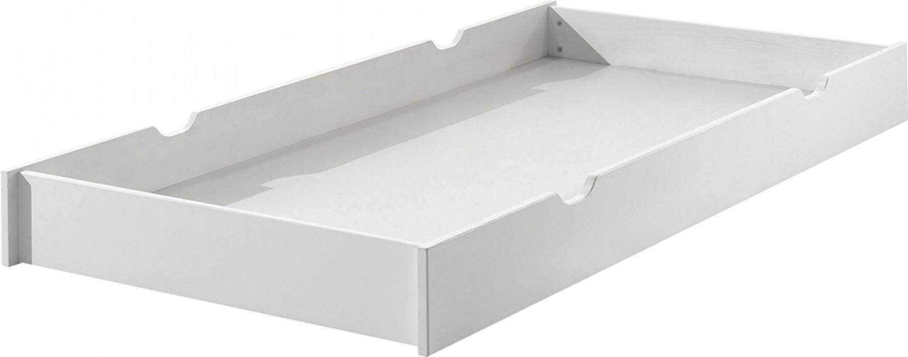 Tiroir lit enfant blanc - ERIK