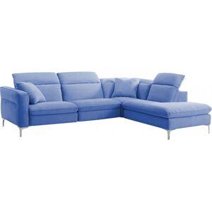 Salon d'angle 3P+AF bleu HAPPY - Publicité