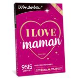 Wonderbox Coffret cadeau - I love Maman Émotion - Beauté & bien-être
