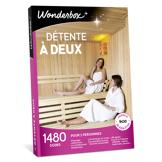 Wonderbox Coffret cadeau - Détente à deux - Sport & Aventure