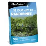 Wonderbox Coffret cadeau - Séjour nature et randonnée - Séjour & week-end
