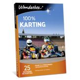 Wonderbox Coffret cadeau - 100% Karting - Sport & Aventure
