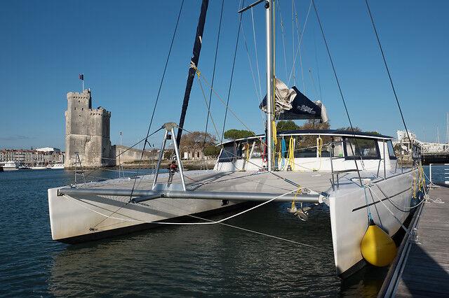 Wonderbox Coffret cadeau - Escapade en voilier à la Rochelle - Sport & Aventure