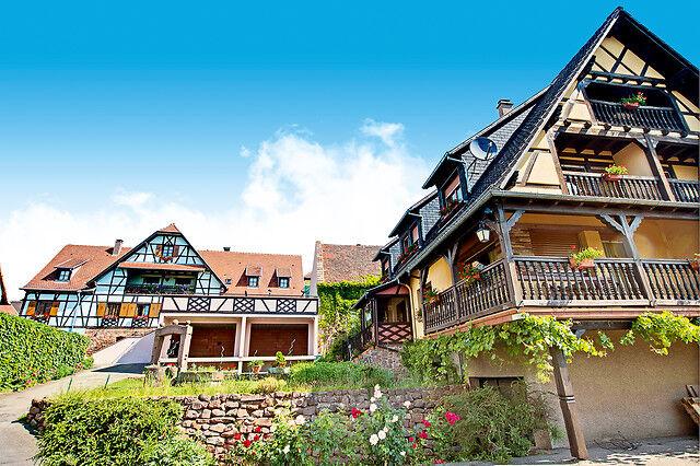 Wonderbox Coffret cadeau - Séjour de charme avec diner entre Colmar et Strasbourg - Séjour & week-end