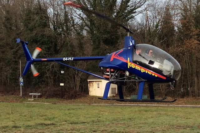 Wonderbox Coffret cadeau - Vol en hélicoptère à moins d'une heure de Paris - Sport & Aventure