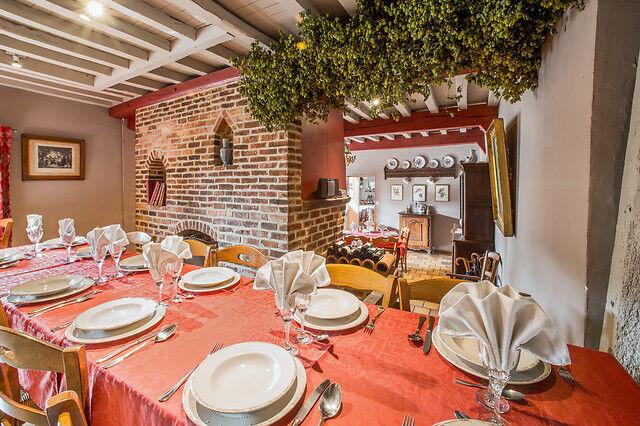 Wonderbox Coffret cadeau - Repas typique dans une auberge à la frontière belge - Restaurant & Gastronomie