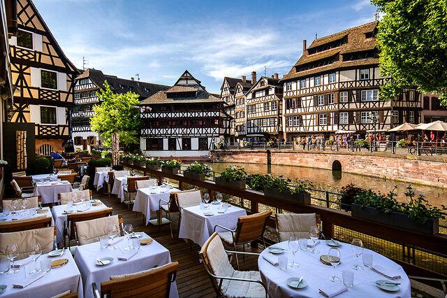 Wonderbox Coffret cadeau - Séjour 5* avec diner et spa au cur de Strasbourg - Séjour & week-end