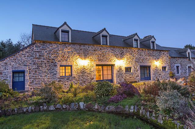 Wonderbox Coffret cadeau - Séjour en maison d'hôtes au bord de la Rance en Bretagne - Séjour & week-end