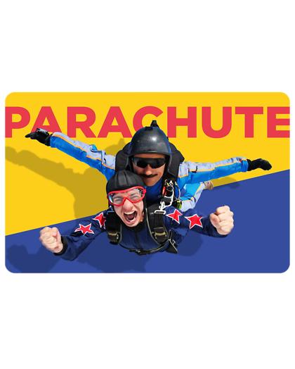 Wonderbox Coffret cadeau - Carte PARACHUTE - Sport & Aventure