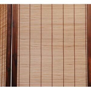 Miliboo Paravent bambou et sapin NIHA - Publicité