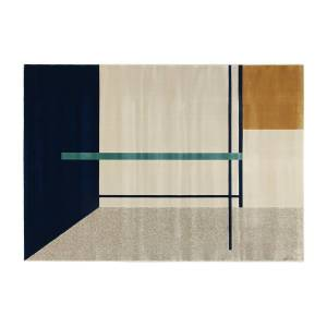 Miliboo Tapis à motifs multicolore 160x230cm MONDRIAN