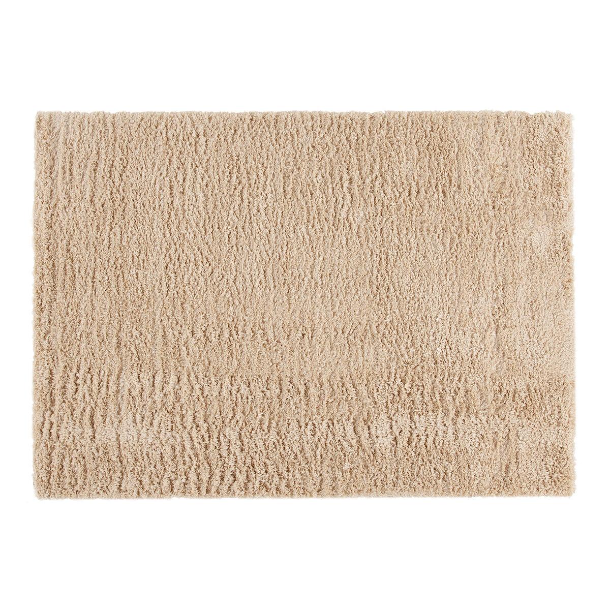 Miliboo Tapis beige 160x230 cm PLUMA